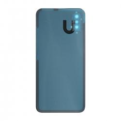 Vitre Arrière compatible Xiaomi Mi 8 Pro Noir photo 2