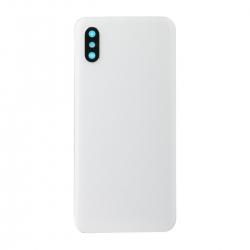 Vitre Arrière compatible Xiaomi Mi 8 Pro Blanc photo 1