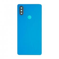 Vitre Arrière compatible Xiaomi Mi 8 SE Bleu photo 1
