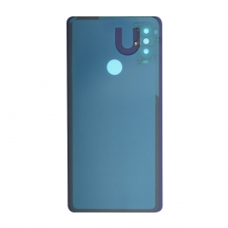 Vitre Arrière compatible Xiaomi Mi 8 SE Bleu photo 2