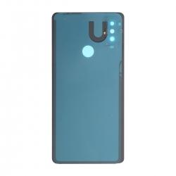 Vitre Arrière compatible Xiaomi Mi 8 SE Noir photo 2