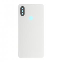 Vitre Arrière compatible Xiaomi Mi 8 SE Blanc photo 1