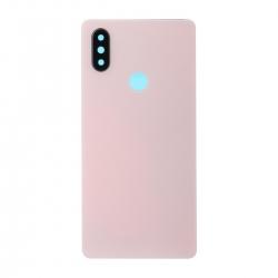 Vitre Arrière compatible Xiaomi Mi 8 SE Violet photo 1