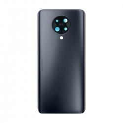 Vitre Arrière compatible Xiaomi Poco F2 Pro Noir photo 1
