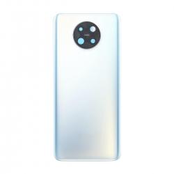 Vitre Arrière compatible Xiaomi Poco F2 Pro Blanc photo 1