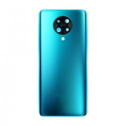 Vitre Arrière compatible Xiaomi Poco F2 Pro Bleu photo 1