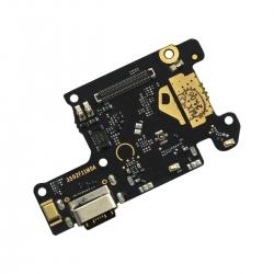 Connecteur de charge USB Type-C + lecteur SIM Compatible Xiaomi Mi 9T et Mi 9T Pro_photo2
