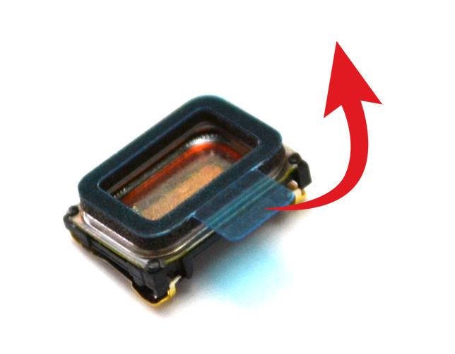 Etape 11 : Préparer le nouvel haut-parleur