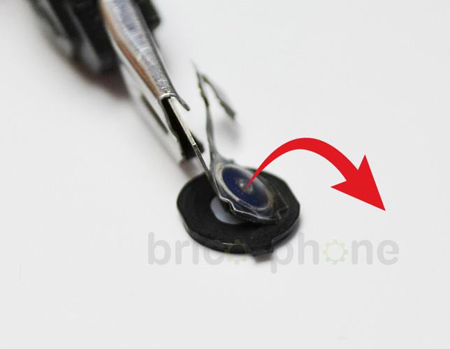 Etape 12a : Récupérer le bouton Home