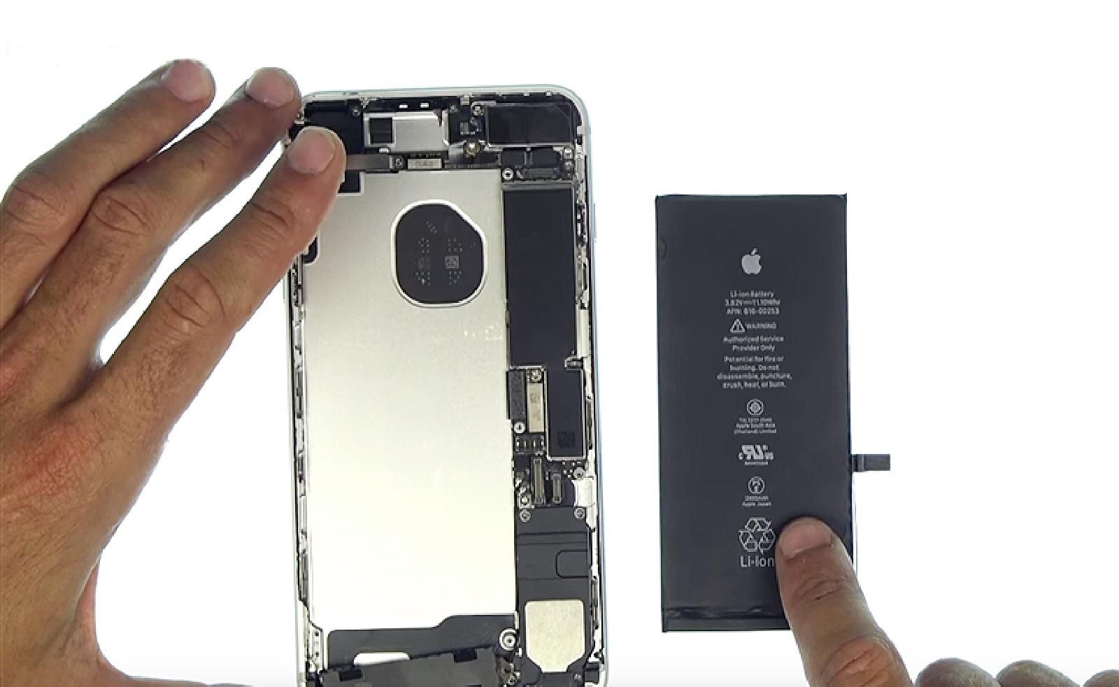 Etape 12 : Retirer la batterie