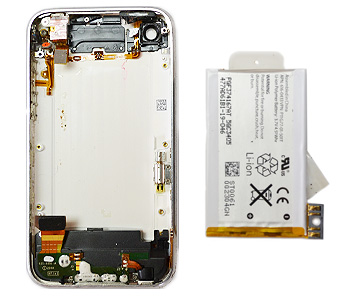 ETAPE 6b : Retirer la batterie