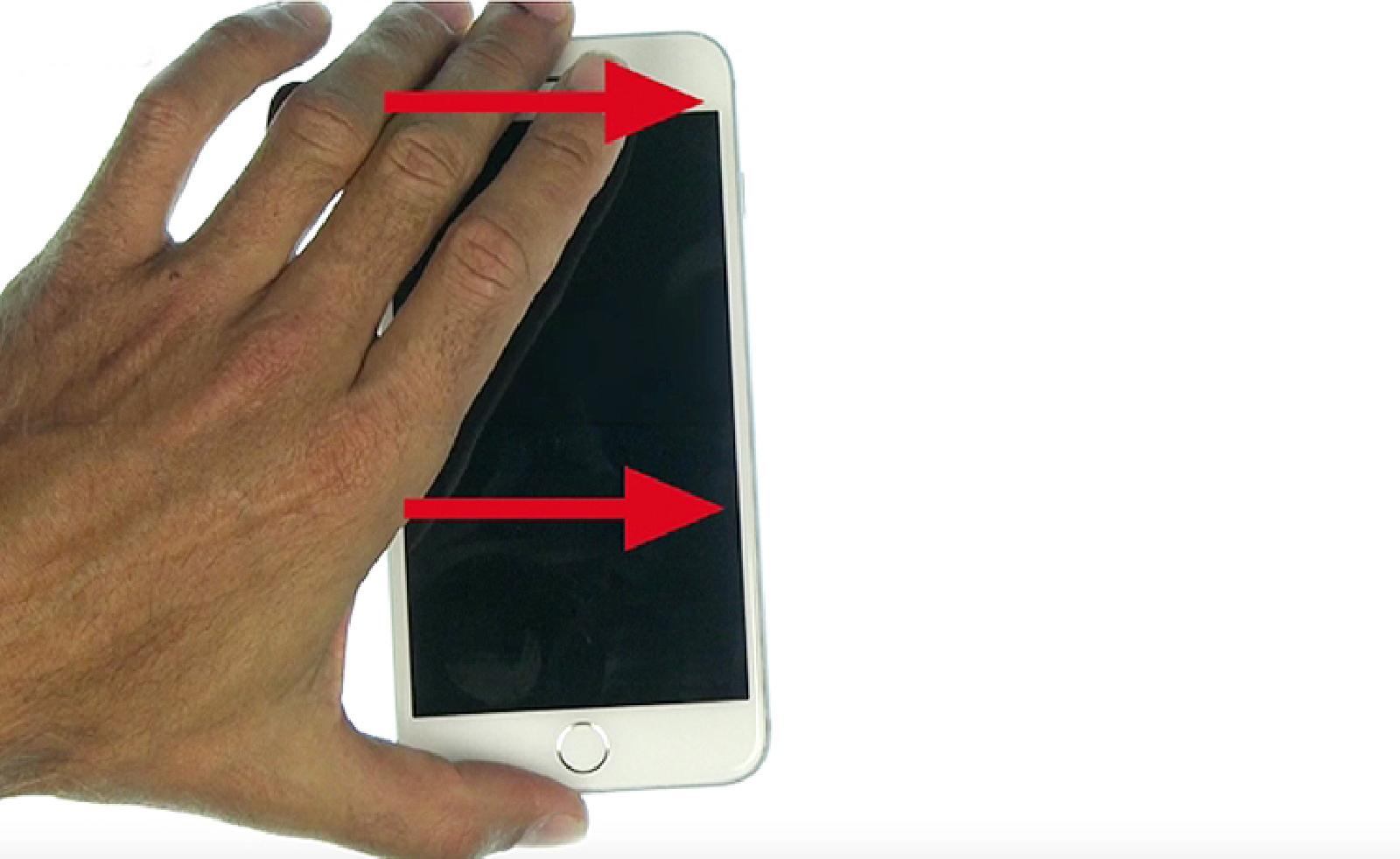 Etape 4 : Ouverture de l'écran