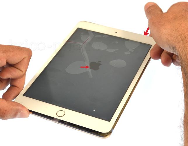Etape 16 : Tester le bon fonctionnement de votre iPad