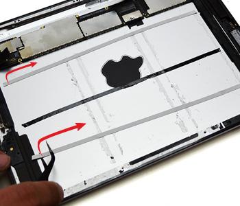 ETAPE 13 : Poser la nouvelle batterie