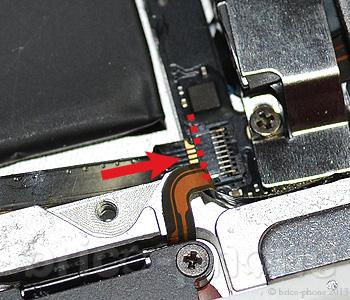 ETAPE 6b : Replacer les éléments métalliques sur la nouvelle nappe