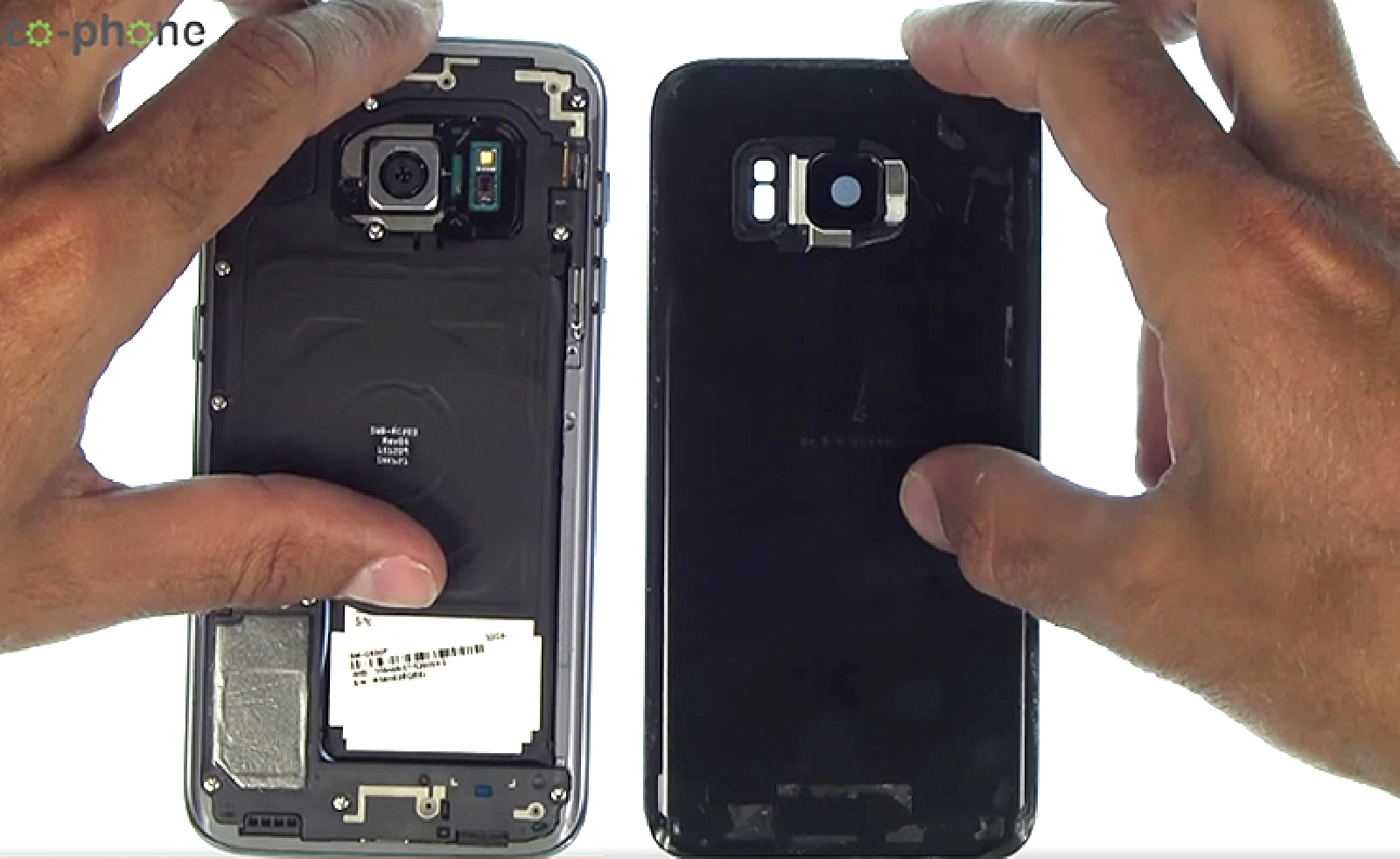 Etape 4: Retirer le cache batterie