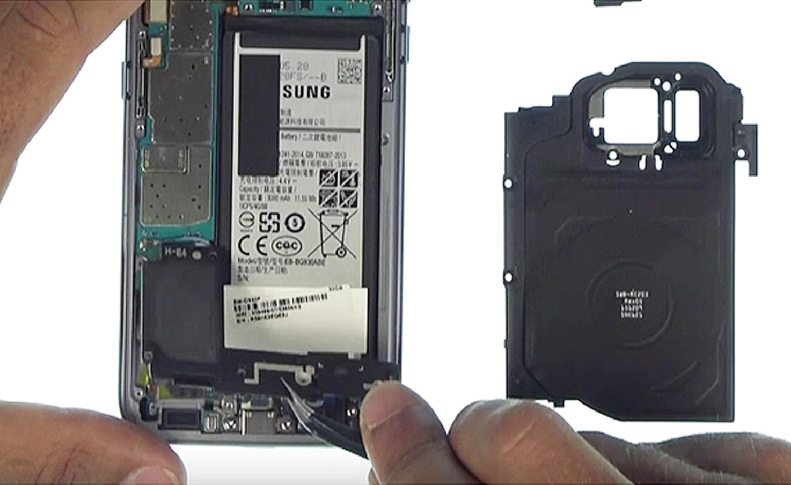 Etape5 : Retirer les caches et le HP externe