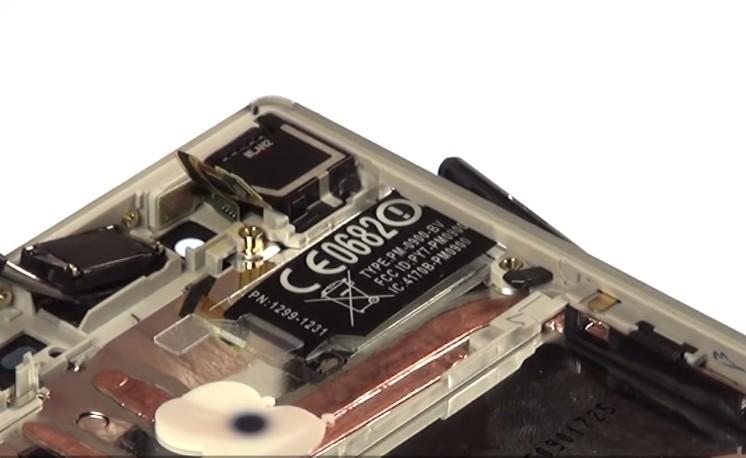 Etape 6/4 : récupérez les petits composants
