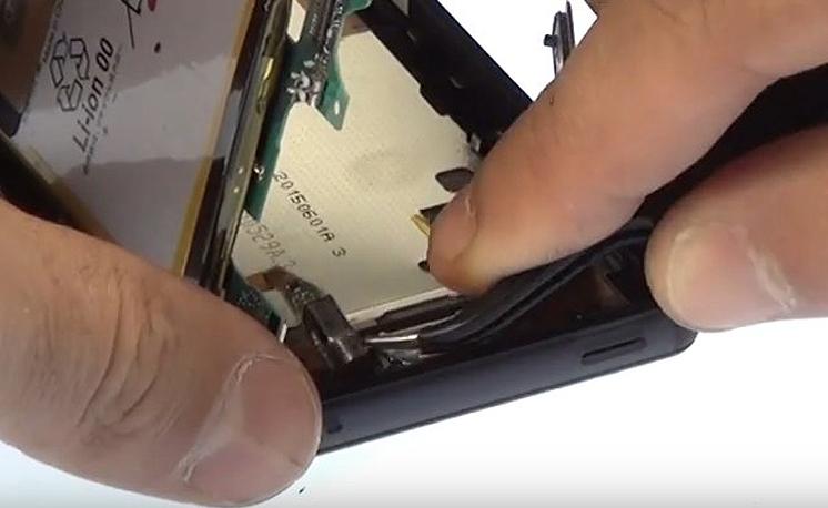 Etape 3/11 : Retirer le bloc carte-mère / Batterie