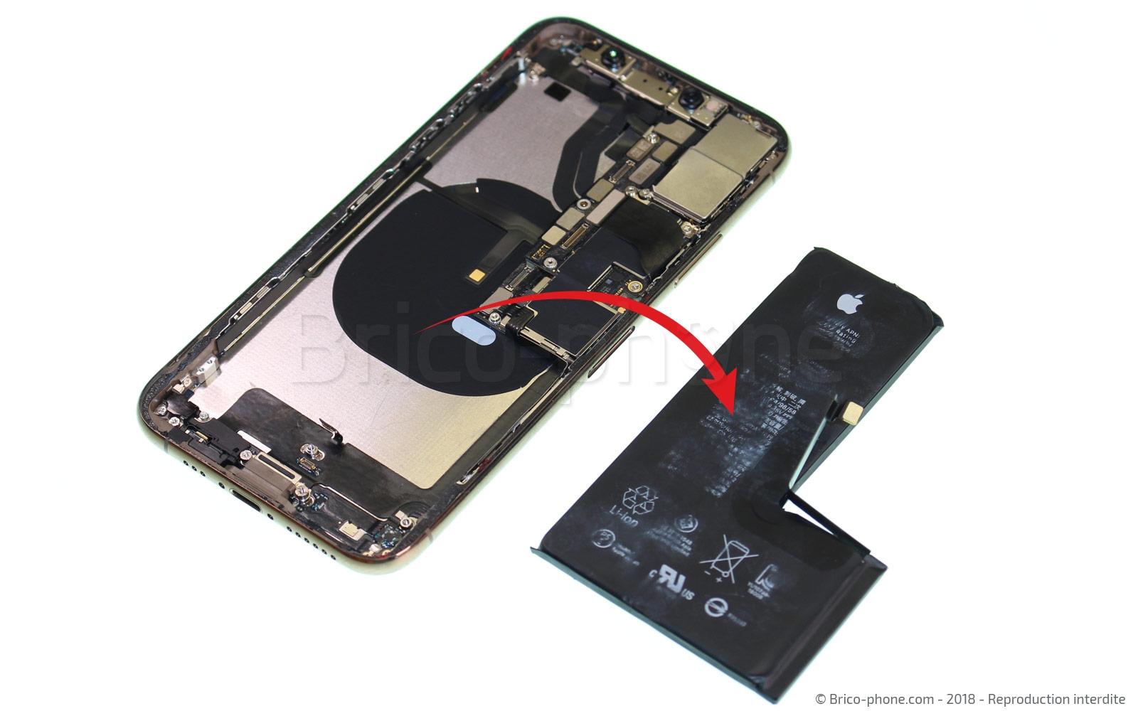 Etape 19 : Retirer la batterie