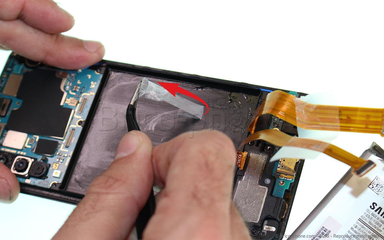 Etape 11 : Préparer la nouvelle batterie