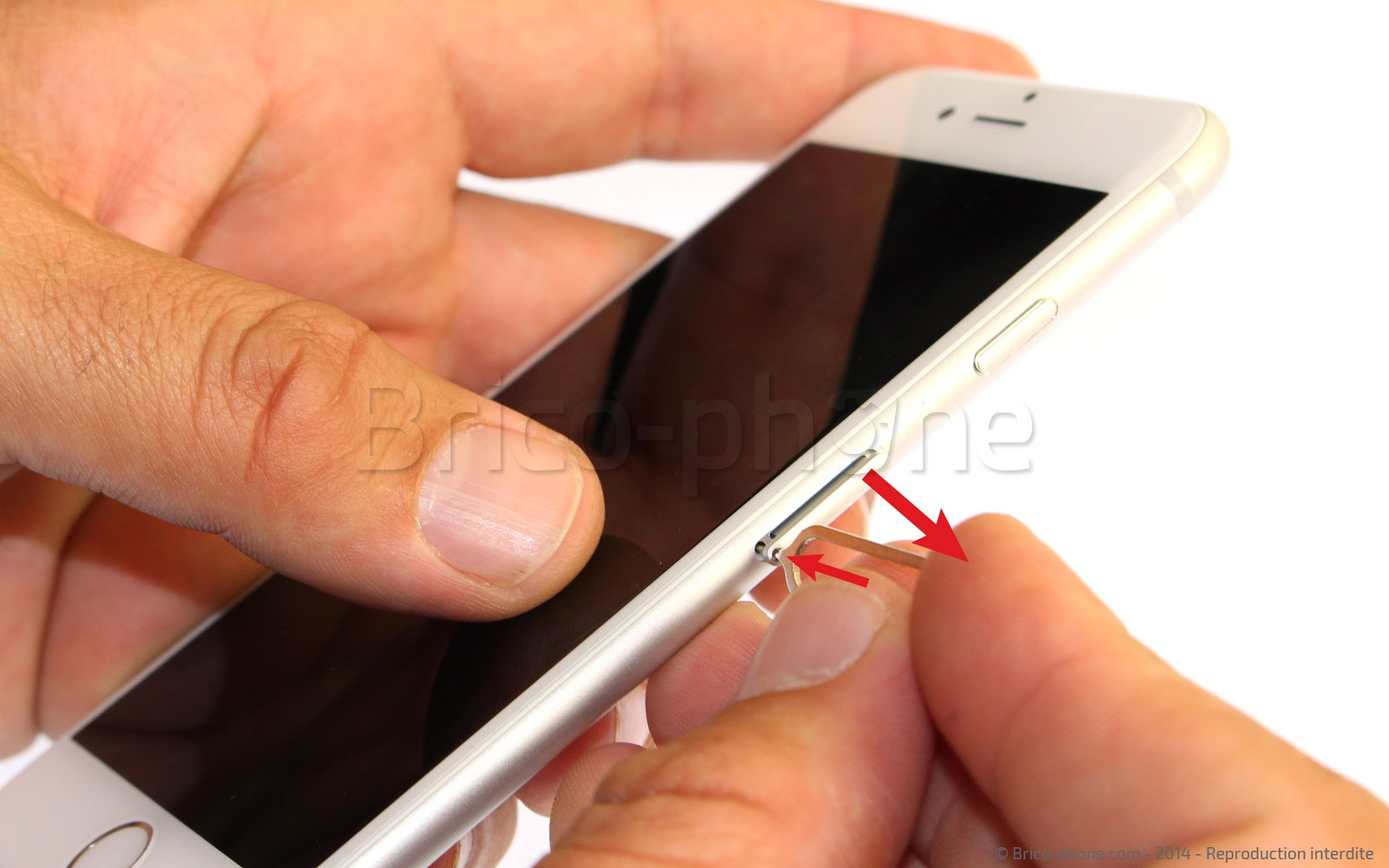 Changez Le Connecteur Dock De Votre Iphone 6 Avec Notre