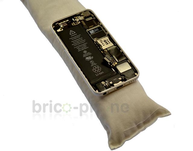 Etape 3c : Retirer la batterie